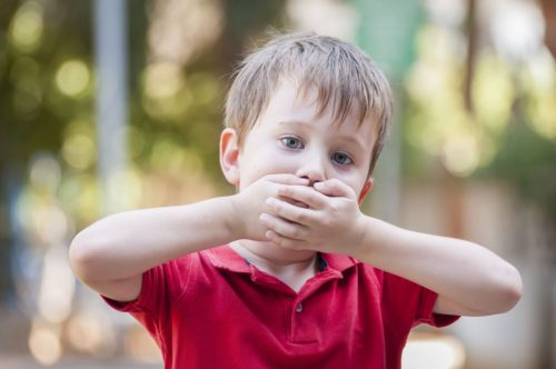 Child hiccups are seldom cause for alarm