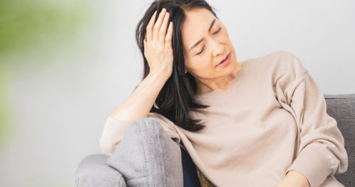 How to cope with perimenopause